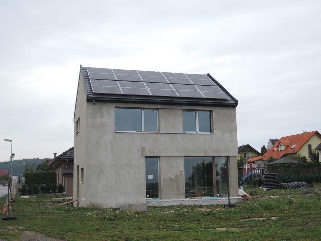 5kW elektrárna s optimalizací výroby