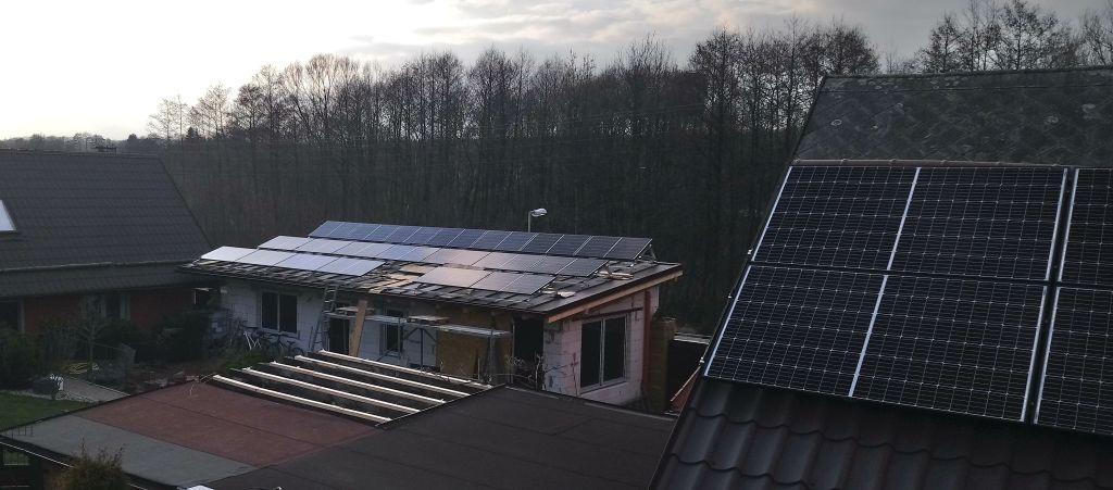 FVE 8,6 kWp s akumulátory