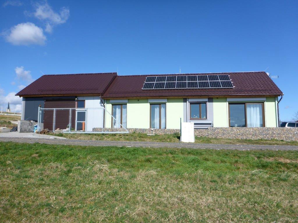 4 kW elektrárna